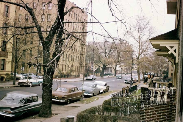 Borough Park view, c.1960