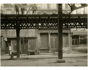 Bowery - between Grand & Hester Street 1915