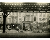 Bowery - between Houston & 1st Street 1915