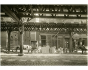 Bowery - east side - between 2nd & 3rd Street 1915