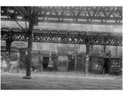 Bowery - east side - between E. 1st Street & Houston  1915