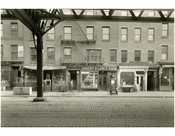 Bowery - east side - between Houston & Stanton Street 1915