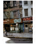 Bowery Manhattan, NYC 1959