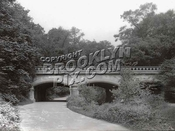 Bridle path bridge, 1907