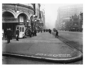 Broadway & 35th Street - Midtown Manhattan - NY 1914