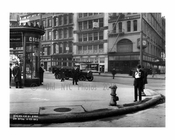 Broadway & 36th Street -  Midtown Manhattan  NY 1913