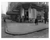 Broadway  & 38th  Street - Midtown Manhattan - NY 1914