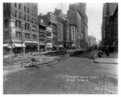 Broadway & 40th Street - Midtown - Manhattan  1914