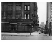 Broadway & 41st Street - Midtown Manhattan - 1915
