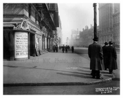 Broadway  & 42nd Street - Midtown Manhattan - NY 1914