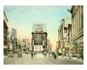 Broadway & 7th Avenue  - The Rialto  - Loews Theatre - Times Square -  New York, NY