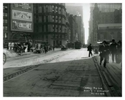 Broadway & Barclay Street - Downtown Manhattan - NYC 1914