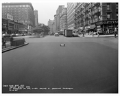Broadway between 78th & 79th Streets 1957  - Upper West Side - Manhattan - New York, NY