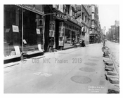 Broadway & Franklin Street  1912 - Tribeca Downtown Manhattan NYC