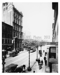 Broadway looking North from 31st Street 1892 Garment District Manhattan