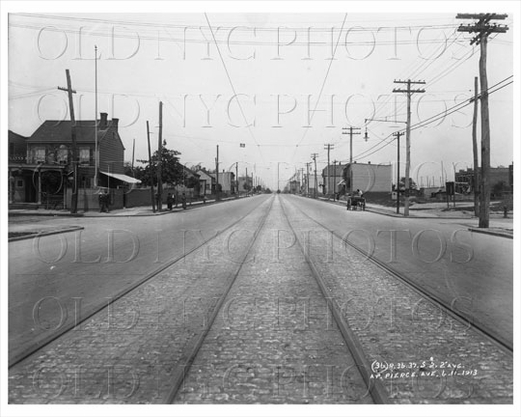 31st Street & 35th Ave Astoria 1913