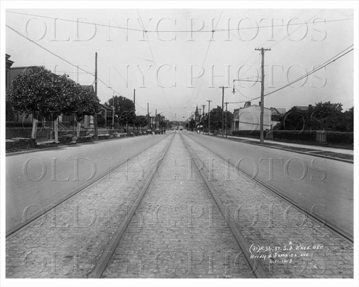 31st Street between Broadway & 31st Ave Astoria 1913