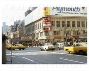 West 42nd Street at 7th Ave Times Square, NYC 1970