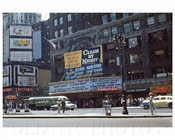 Paramount Theater Times Square 1952