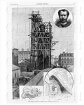 Statue of Liberty Bartholdi rendering