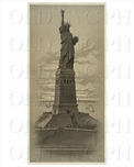 Statue of Liberty rendering