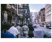 Bayard St Leitner Uniforms Chinatown 1963