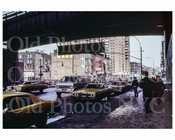 9th Ave & 41st St Port Authority pass 1970s
