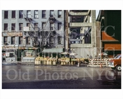 9th Ave near Port Authority Fruit stands 1970s