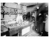 Butcher Shop 99 Lee Avenue Williamsburg 1935