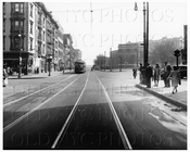 Division Ave east at Marcy Ave 1946