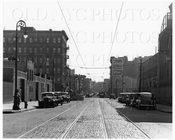 Harrison Ave east from Gerry St 1945