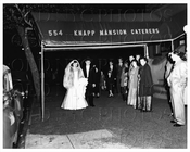 Knapp Mansion Caterers 554 Bedford Ave circa 1951