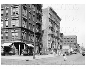 Myrtle Ave north east from Kent Ave 1943