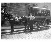 Shults Bread wagon Harrison Ave & Rutledge St