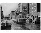 Trolley & Taxi 1940s