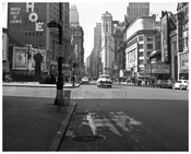Broadway & W. 47th St. 1950