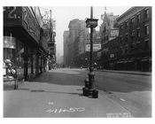 Broadway & West 29th Street -  Midtown Manhattan  NY 1914
