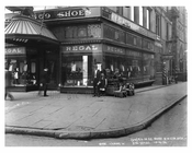 Broadway & West 37th Street - Midtown Manhattan - NY 1914