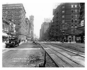Broadway & West 39th Street - Midtown - Manhattan  1914