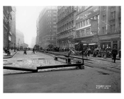 Broadway & West 41st Street - Midtown - Manhattan  1914