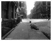 Broadway & White Street 1912 - Tribeca Manhattan NYC
