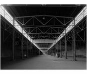 Brooklyn Army Supply Base, Pier 4 - Second floor pier shed