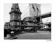 Brooklyn Bridge 1885