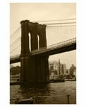 Brooklyn Bridge 1953