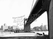 Brooklyn Bridge 1956