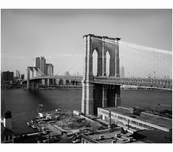 Brooklyn Bridge - 1982