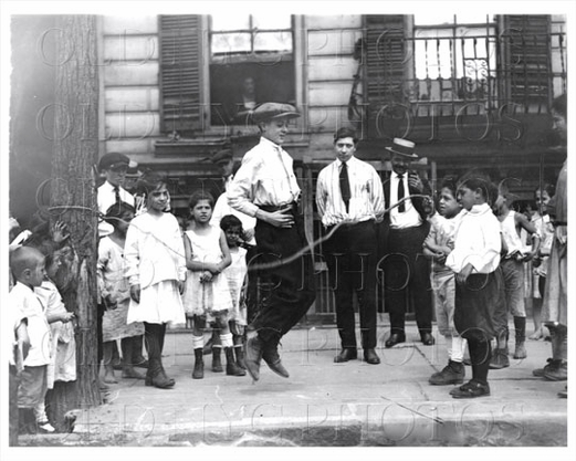 Brooklyn Children jump rope 1925