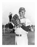 Brooklyn Dodger - Carl Erskine 1949