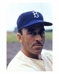 Brooklyn Dodgers Carl Furillo