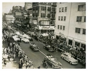 Brooklyn Dodgers Parade down Flatbush - Brooklyn NY